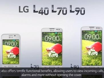 LG serie LIII