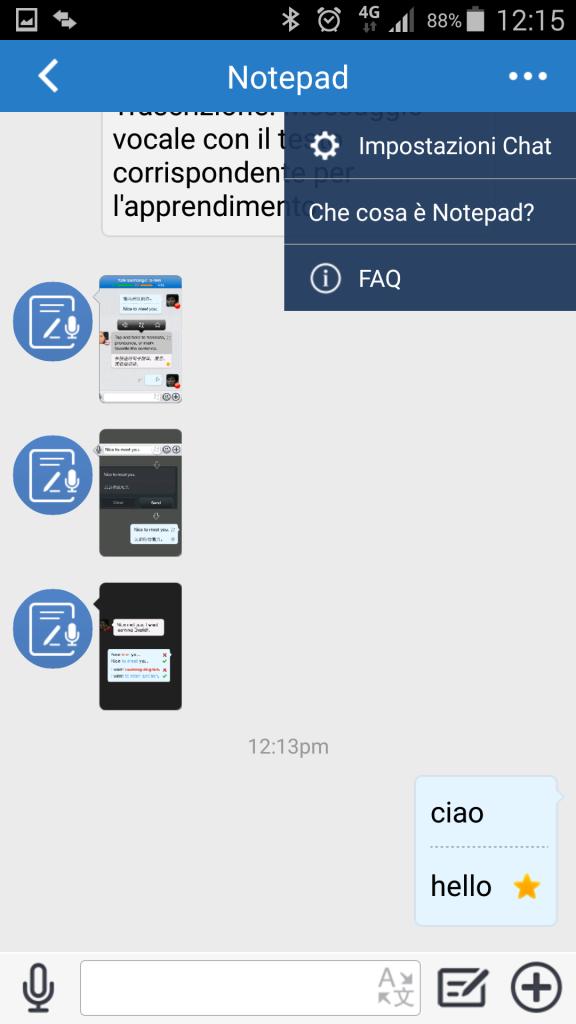 porcate da fare chat android gratis