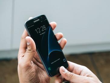 Galaxy S7 Edge scatto