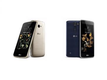 LG K8 e K5