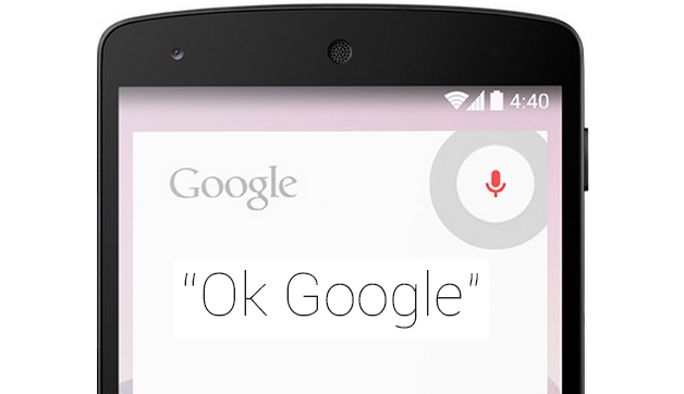 batteria smartphone OK Google