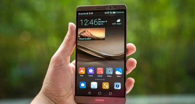 Hauwei Mate 9, rivelate le possibili specifiche