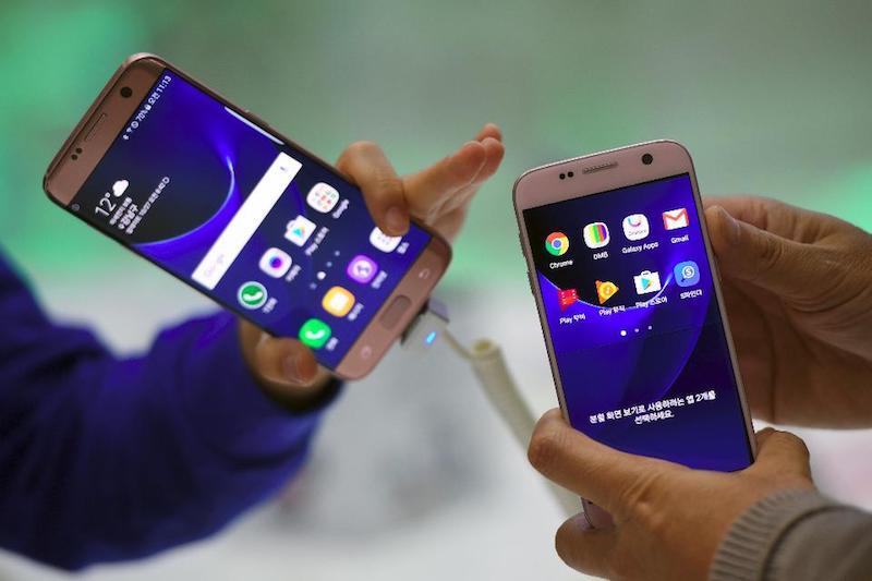 Galaxy S8, la camera frontale avrà anche l'autofocus