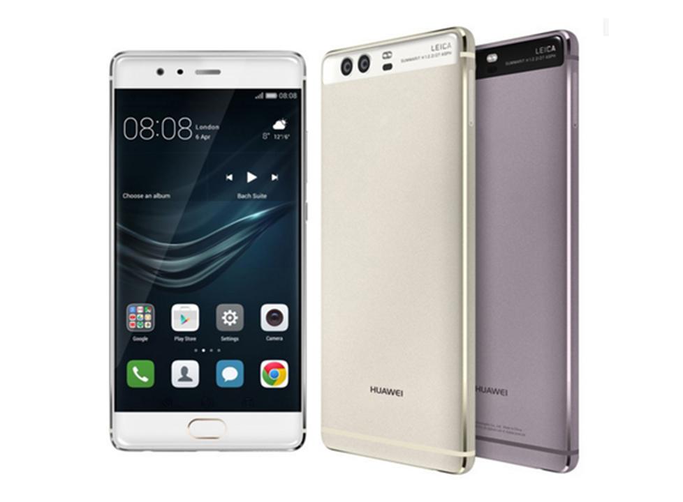 Huawei P10: eccolo in un nuovo render con schermo Edge