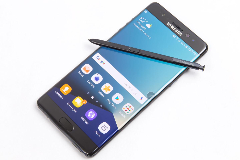 Samsung Galaxy Note 7: nuovo update limita la batteria in Europa