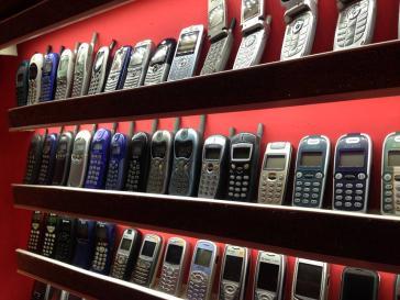 museo dei cellulari