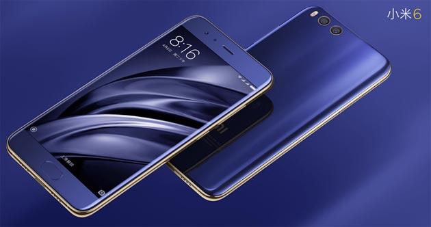 Xiaomi Mi6 è ufficiale: caratteristiche, prezzo e disponibilità